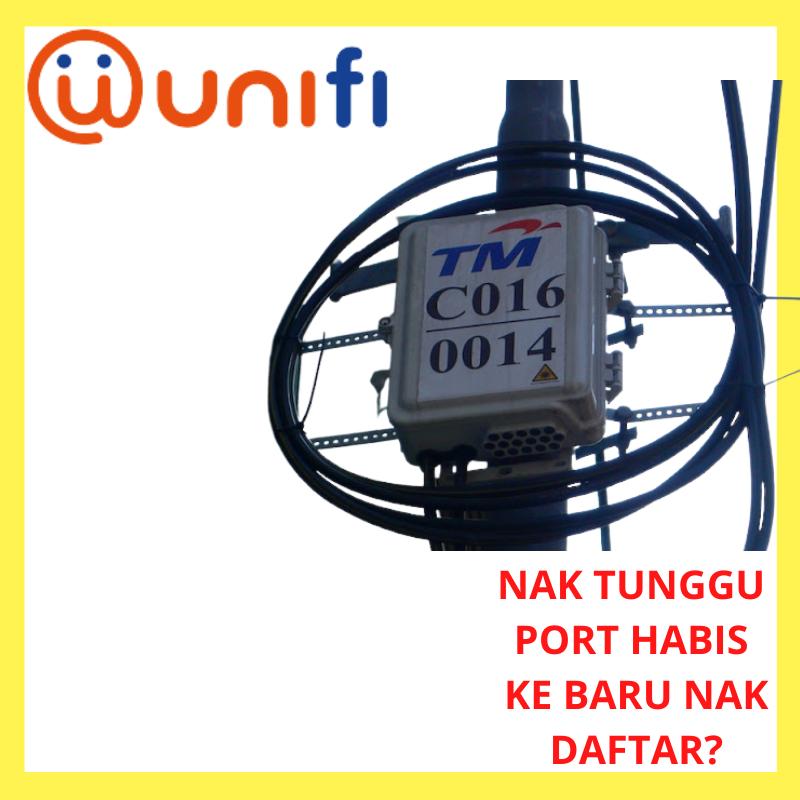 Port Penuh atau Port Full